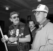 Robert Saunders, Reed Altemus and Carlo Pittore