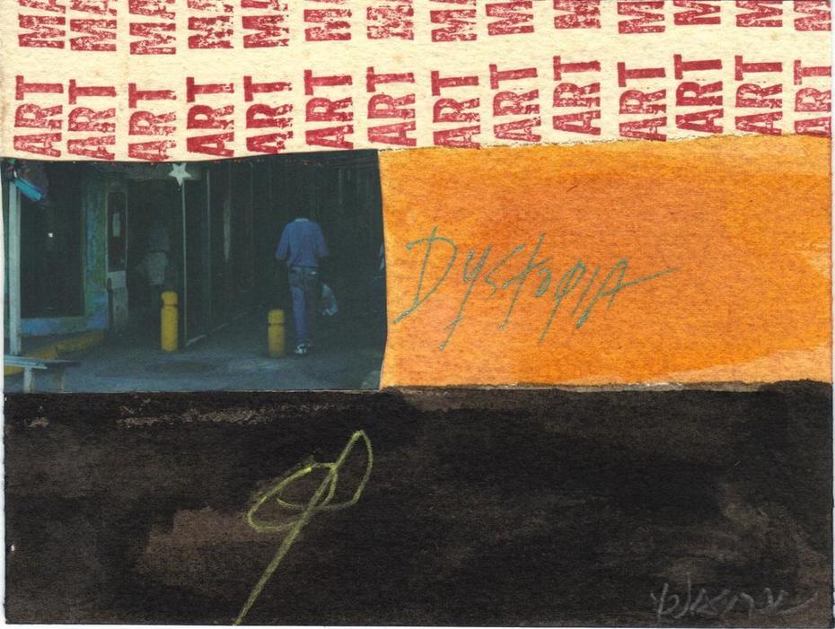 Dystopia, Art Raw Gallery, New York, USA