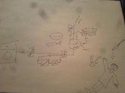 infantile music map