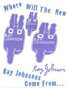 The NEW Ray Johnsons