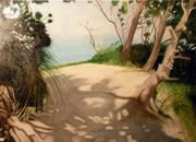 Dal Conero - olio su tela - cm.50x70