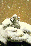 Ganesh and the snow