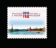 2010 - Russia and France