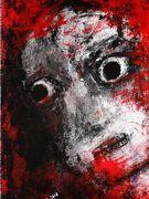 Image of Recollection Acryl auf Karton 40 x 30 cm  Despina Papadopoulou Jahr 2010