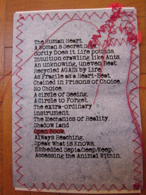 The Human Heart by Cheryl Penn