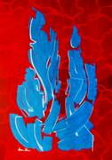 30.Hope II 2009 (acrylic on canvas) 100x70cm (39x27in)