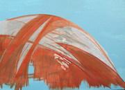3.Dream Hill 2006 (acrylic on canvas) 50x70cm (19x27in)