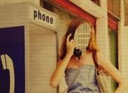 """"""" Au téléphone """" 2011, M."""