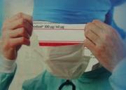 """"""" A l'hôpital """" 2011, M."""