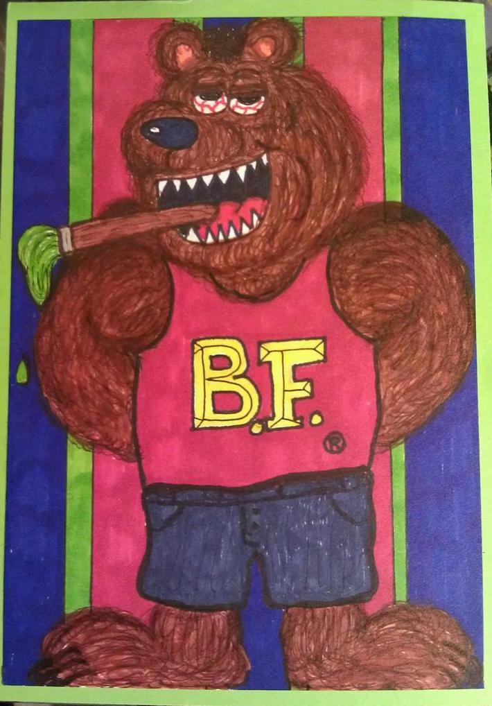 Bear Fink