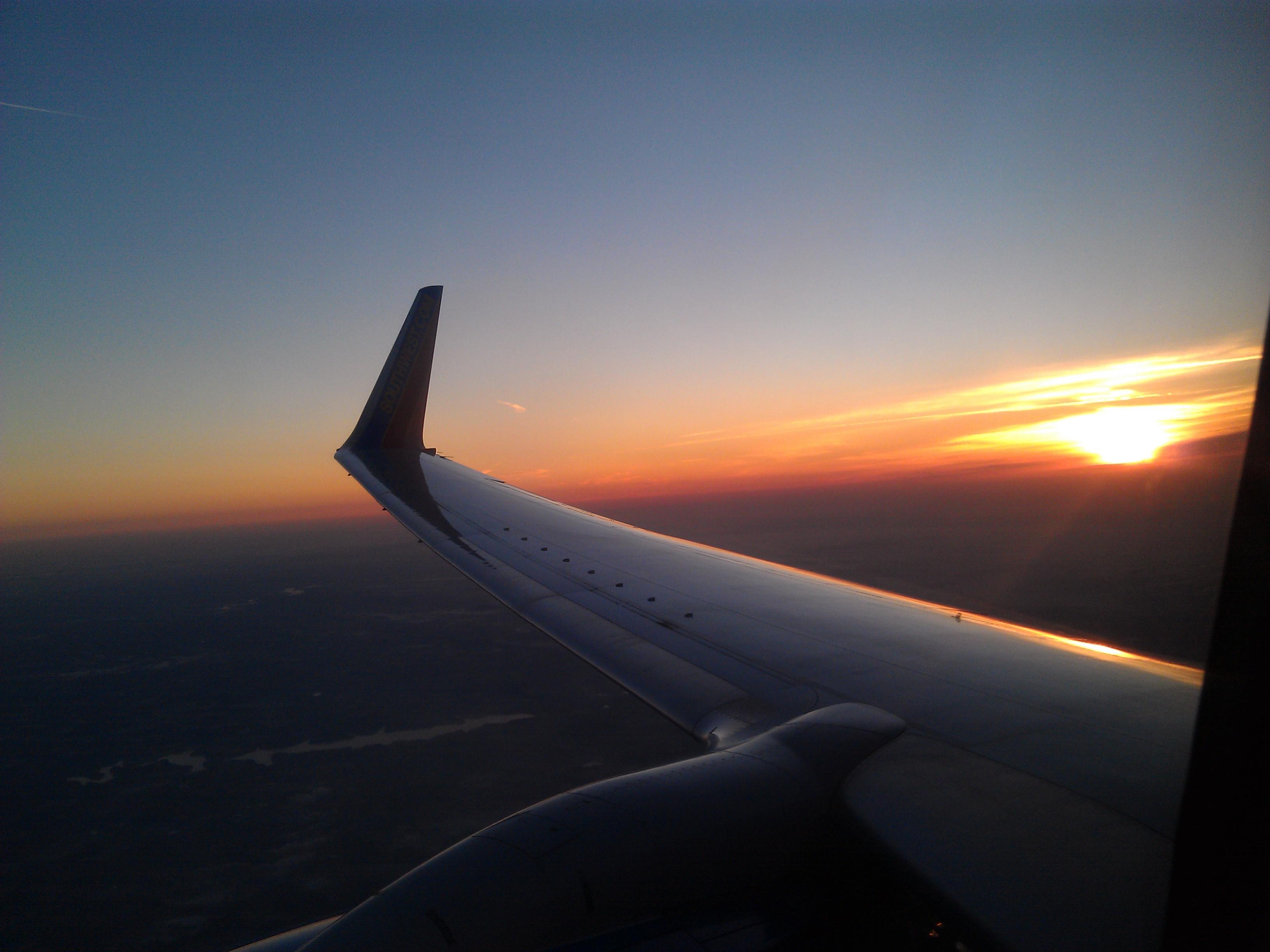 Leaving SC Sunrise