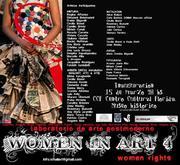 OFFICIAL POSTER2 - WR4 - Women in Art 4