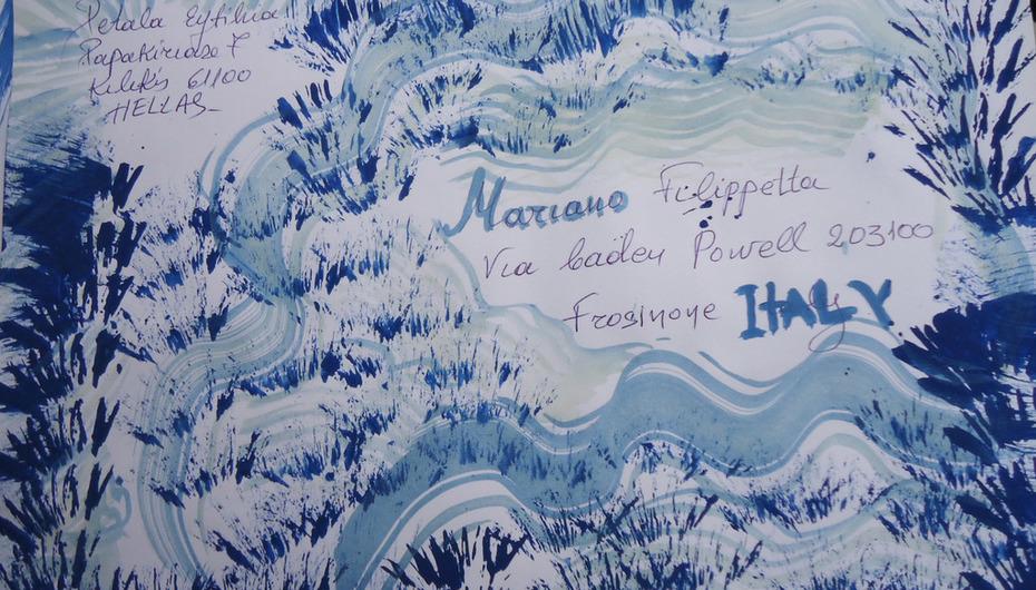 Mariano Filippetta  BLUE