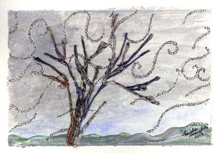Lo albero e il vento