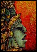 Mayan Mask II