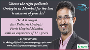 Choose the right pediatric Urologist in Mumbai for the best treatment of your kid
