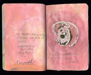 Arlene Havrot-Landry Sketchbook 03