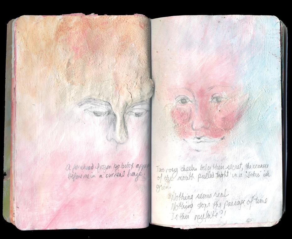 Arlene Havrot-Landry Sketchbook 08