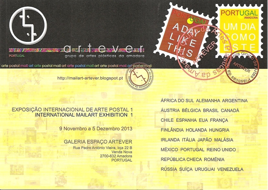 Catalogo Mailart Artever
