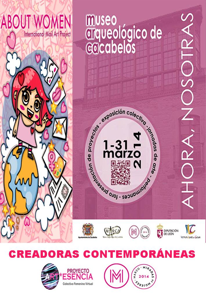 NEXT MAIL ART EXHIBITION:: LEON-SPAIN