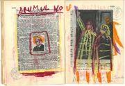 "Mariana Serban/Romania ""LiBERAR A ANGYE GAONA POETA"" (20 fotos) ""LIBERAR A ANGYE GAONA POETA"" MAIL ART exhibition for the liberation of Colombian poet Angye Gaona, in May 22 until July 10 - 2014 Punto"