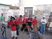 """1° projeto de arte postal """"toda merda agora é arte"""" em Natal/Brasil"""