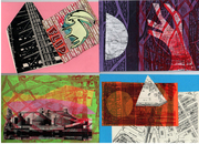 mail art collageukraine