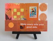 Mail Art: Rec'd from Tina Wittmer
