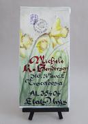 Mail Art: Rec'd from Richard Baudet