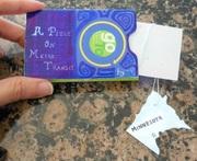 Mail Art (not P.C./Envelope/Mini Zine)