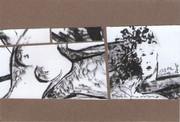 Arte Correo enviado a Lorraine Kwan