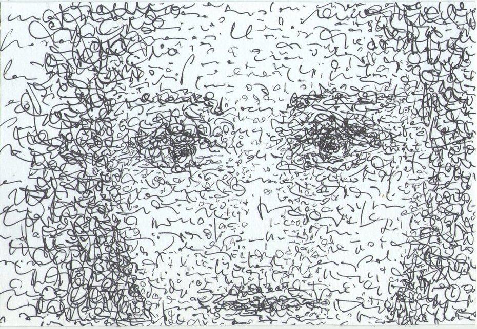Arte Correo enviado a Bruno Chiarlone631