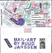envelope Rudd Jansen