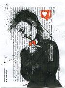 mail art Rhetoric of human afairs005