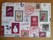 Holiday Mail Art