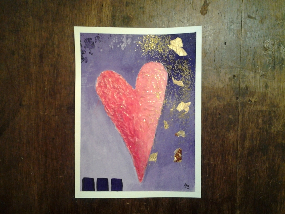 """Christmas heart """