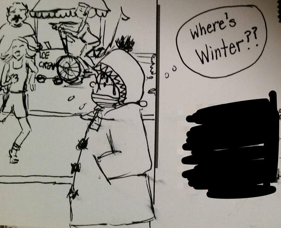 Wheres Winter