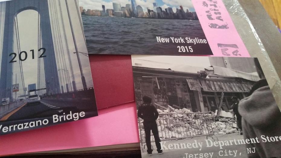 My JC Postcards