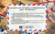 2.INTERNATIONAL MAİL-ART İSTANBUL