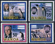 Waikoa Island 2015 Mevu 45th birthday set