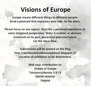 1 Visions of Europe