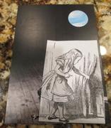 Mail art received from Katerina Nikoltsou