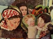 Pensar en las mujeres y los niños - mim golub scalin – VA - EEUU