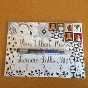Lillian 1st letter