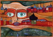 A la manière de... F. Hundertwasser