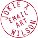 Jokie X Wilson Keith Bates Mailogram 002
