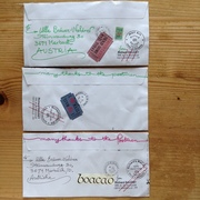 Mail from Richard Baudet