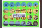 Russian Hacker Holiday