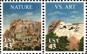 Nature vs. Art