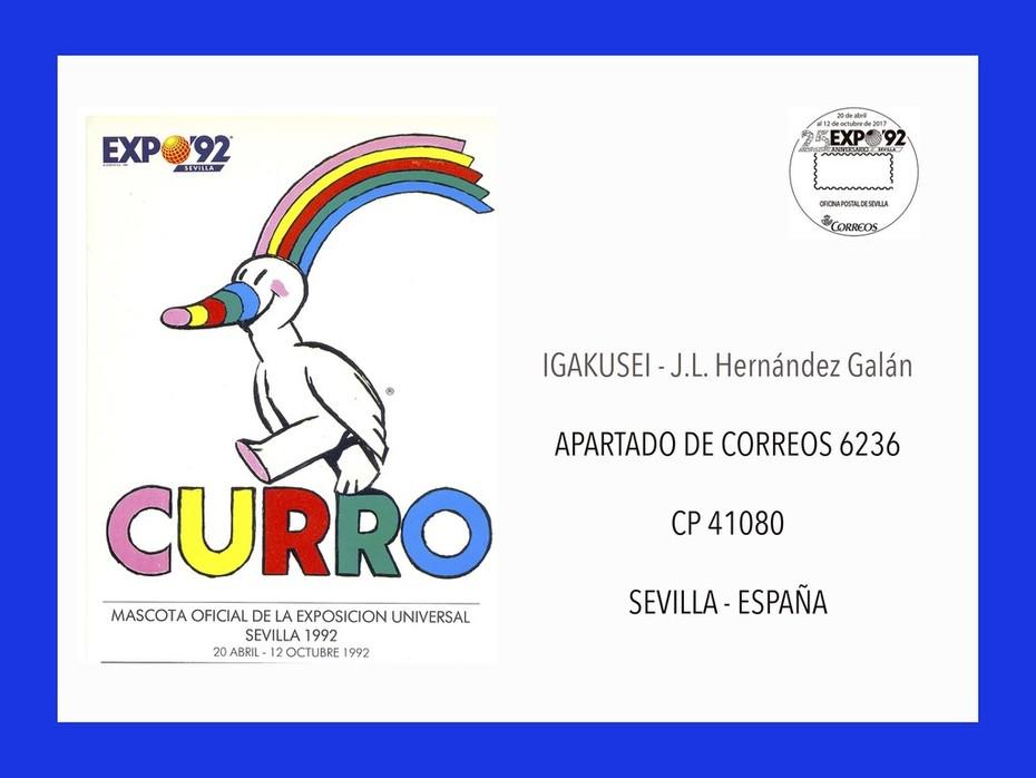 Postal expo 92
